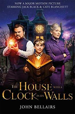 The House With a Clock in Its Walls: Lewis B by John Bellairs New Paperback Book