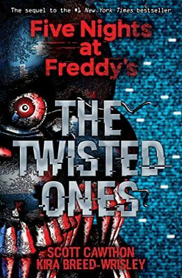 Five Nights at Freddy's: The Twisted Ones by Scott Cawthon New Paperback Book