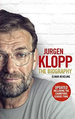 Jurgen Klopp by Elmar Neveling New Paperback Book