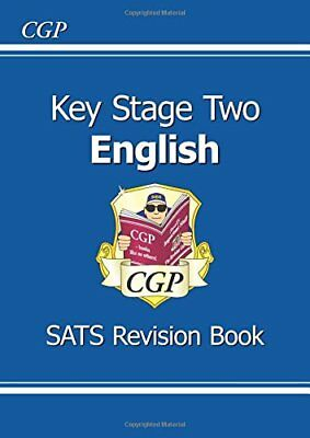 KS2 English SATS Revision Book (for the 2019 tests) (C by CGP New Paperback Book