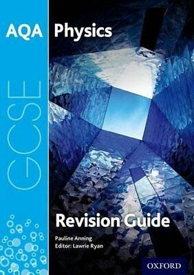AQA GCSE Physics Revision Guide by Pauline Anning New Paperback Book