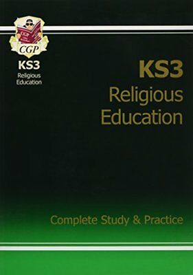 KS3 Religious Education Complete Study & Practice (CGP by CGP New Paperback Book
