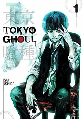 Tokyo Ghoul Volume 1 by Sui Ishida New Paperback Book