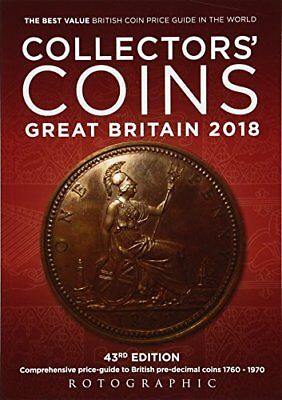 Collectors' Coins: Great Britain 2018 by Christopher Henry Pe New Paperback Book