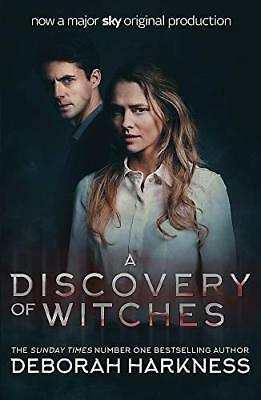 A Discovery of Witches: Now a major TV se by Deborah Harkness New Paperback Book