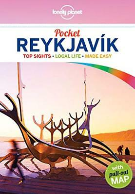 Lonely Planet Pocket Reykjavik (Travel Guide by Lonely Planet New Paperback Book