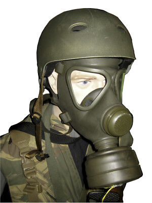 New Gas Mask M65 With Filter