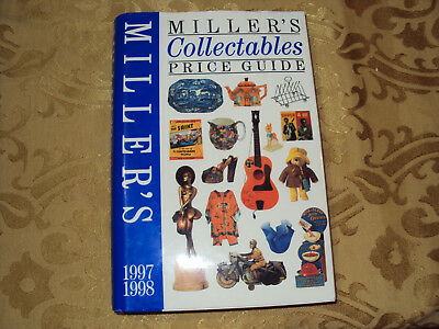 Miller's Collectables Price Guide 1997-1998 Collectible Pictures