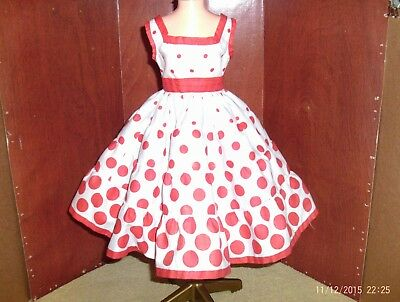 VINTAGE DRESS for 20 in. madame Alexander Cissy doll