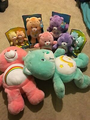 Early 2000 Carebears