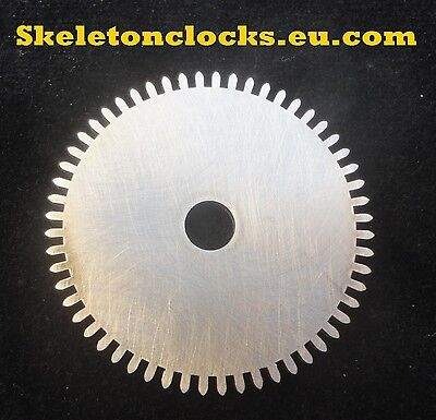 Wheel Cutting for Antique Clocks. - Fusee, Longcase, Bracket, Lantern.