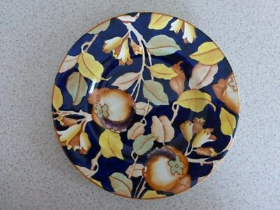 Charlotte Rhead Arras 17cm diameter plate by Wood and Sons in excellent cond