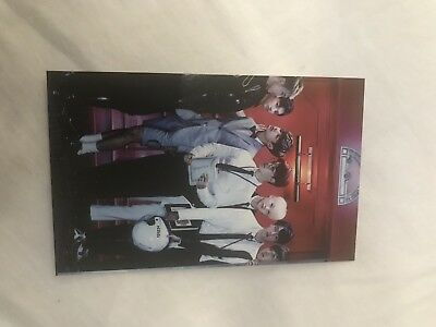 Official BTS Young Forever Dope Group Photo Card