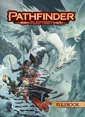 Pathfinder Playtest Rulebook by Jason Bulmahn 9781640780842 (Paperback, 2018)
