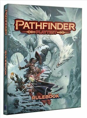 Pathfinder Playtest Rulebook by Jason Bulmahn 9781640780859 (Hardback, 2018)