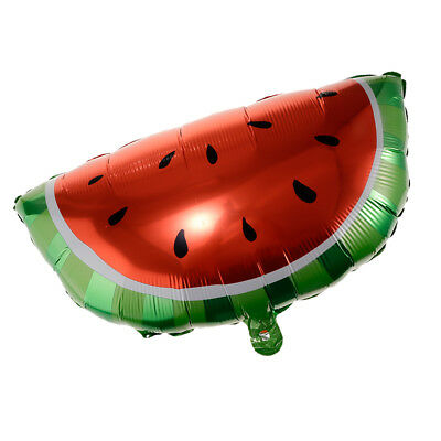 Large Watermelon Aluminum Foil Balloon Birthday Party Decoration Backdrop
