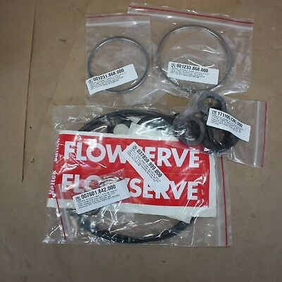 "Spare Parts Kit for FLOWSERVE VALTEK Mark 1 DN80 3"" Control valve VL50 actuator"
