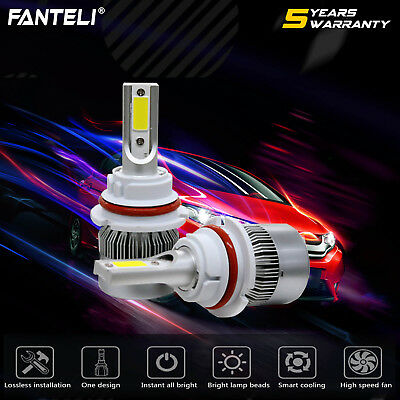 9007 CREE LED Headlight for Ford F-150 1992-2003 F-250 1992-1999 1400W 210000LM