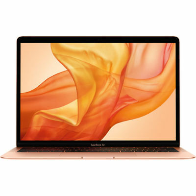 "Apple 13.3"" MacBook Air 2018 (MREE2, 128GB/8GB, Intel Core i5, Gold) XK"