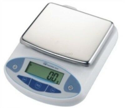 Digital Balance Scale 5Kg 5000G 0.1G Precision Accurate New ge