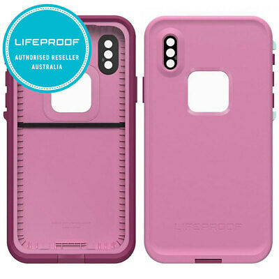 LifeProof Fre Case/Cover Protector Drop Protection f/ Apple iPhone XS Frost Bite