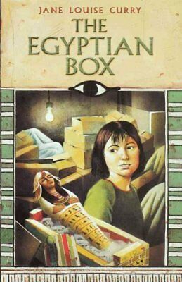 The Egyptian Box by Jane Louise Curry (2008, Paperback)