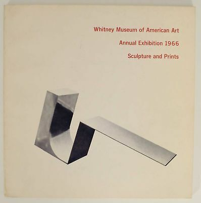 Whitney Museum of American Art Annual Exhibition 1966 Illustrated 1st ed #142358