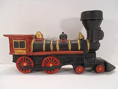 VINTAGE 1969 MCCORMICK Jupiter Steam Locomotive Train Engine Whiskey