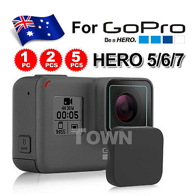 Protector Cover Lens Cap For GoPro Hero 7 6 Black 5 action Camera Accessories