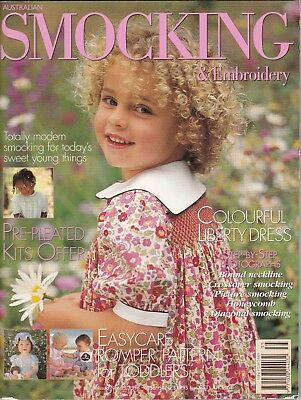Australian SMOCKING & Embroidery**Issue No. 35, 1996**Country Bumpkin****