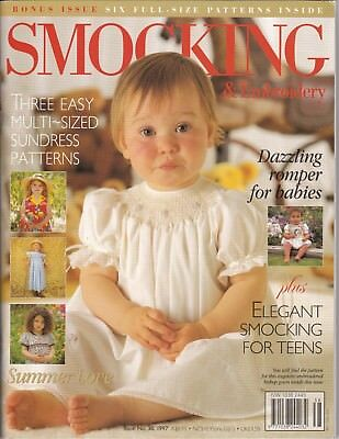 Australian SMOCKING & Embroidery**Issue No. 38, 1997**Country Bumpkin****