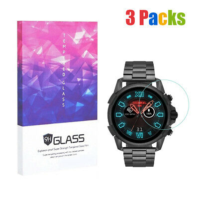 Tempered Glass Screen Protector for Diesel on Full Guard 2.5 2018 Smartwatch
