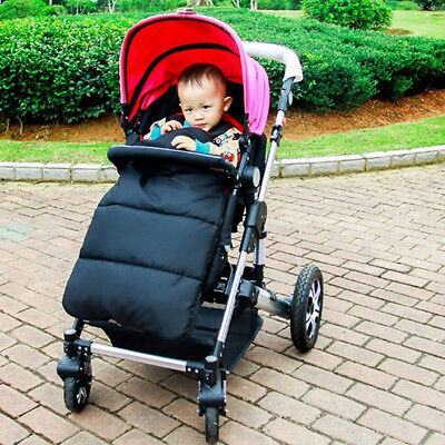 Windproof Infant Toddler Stroller Footmuff Warm Buggy Pushchair Pram Foot Cover