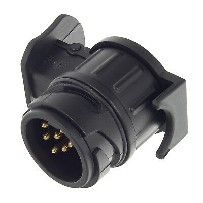 Auto PKW System Jaeger ISO 11446 Steckverbinder auf ISO 1724 Kurzadapter Adapter