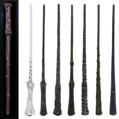 Collectable Wizard Harry Potter Magic Wand Deathly Hallows Hogwarts Gift+Box LOT