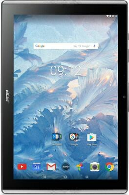"""Acer Iconia One 10 B3-A40 Tablet 10,1"""" FHD 2GB RAM 32GB Flash, Android 7, black"""