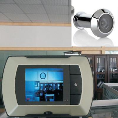 Door Monitor LCD Visual Camera Viewer Wireless Peephole Home Security Cam Device