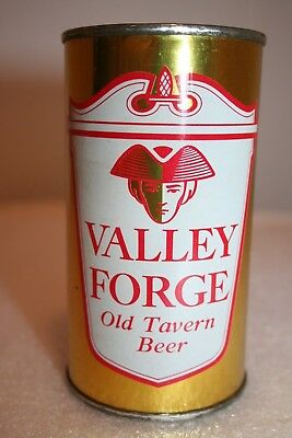 Valley Forge Old Tavern Beer 12 oz. flat top from Philadelphia, Pennsylvania