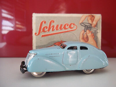 SCHUCO Limo 3000 Patent mint-grün / green, Made in U.S. Zone Germany in OVP