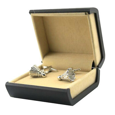 Mens Classic Cufflinks Formal Business Wedding Shirts Cuff Links with Box