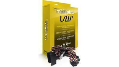 idataLink HRN-RR-VW1 Maestro Plug and Play ADS-MRR T-Harness for Select 2009+ VW