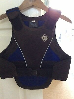 Charles Owen Childs Body And Shoulder Protector Level 3 Size Large