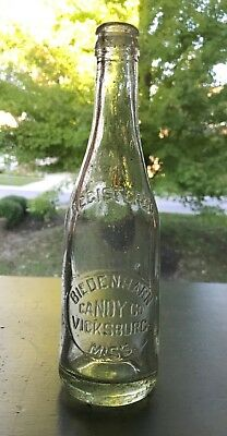 Biedenharn Candy Co. Early Coca Cola Vicksburg, Mississippi, Miss, Beautiful