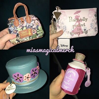 Brand New Primark Disney MARY POPPINS Coin Purses