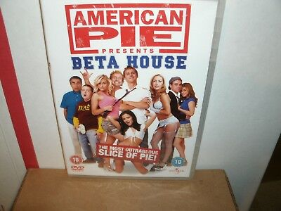 American Pie New Dvd. American Pie Presents:  Beta House. In Shrink Wrap. New