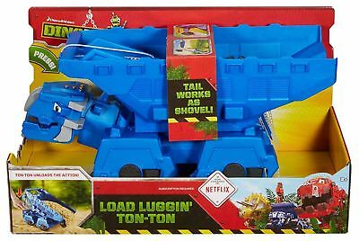 Dinotrux Outdoor Ton-Ton Vehicle