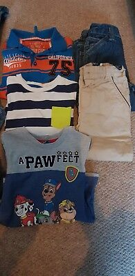 Boys clothes 2-3 years bundle various.