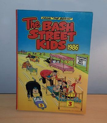 """The Bash Street Kids : From """" The Beano """" 1986 Annual: Excellent Condition"""