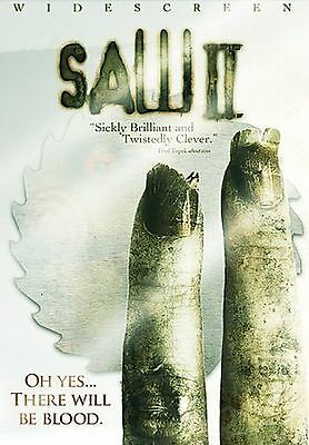 Saw II (DVD, 2006, Widescreen Edition) Disc Only,