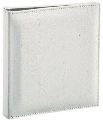 Henzo 11.091.02 Lonzo photo album White Leatherette - Paper Traditional Photo